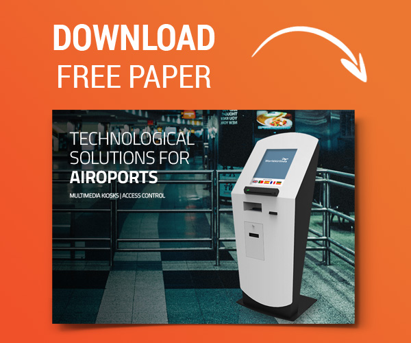 Self-service Technology for French Airports 1