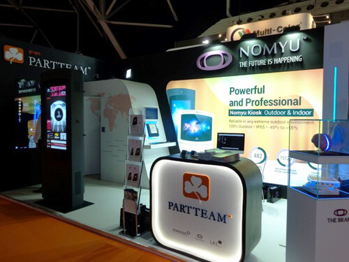 NOMYU, AGAIN A RESOUNDING SUCCESS AT CEBIT 2015