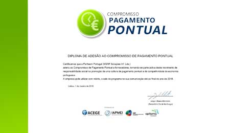 PUNCTUAL PAYMENT COMMITMENT PARTTEAM & OEMKIOSKS