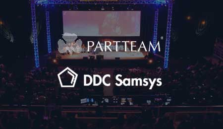 PARTTEAM & OEMKIOSKS marks presence at Customer Day – DDC 2018 SAMSYS