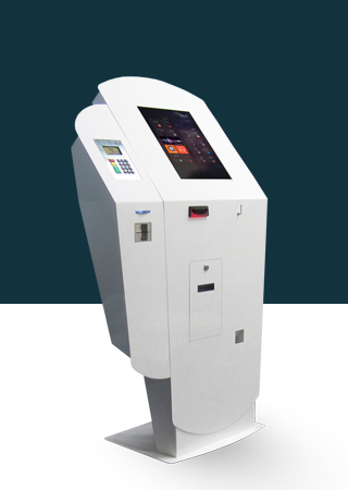 Ticket Dispenser Kiosks 11