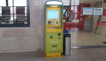 'Instant issuing of passes with kiosk exdali from PARTTEAM & OEMKIOSKS