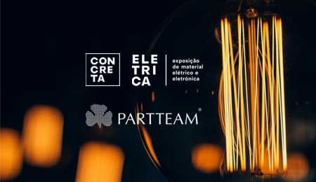 CONCRETA - ELETRICA 2017: PARTTEAM & OEMKIOSKS MARKS PRESENCE AT EXPONOR