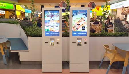 SELF-SERVICE DIGITAL KIOSKS IMPROVE CUSTOMER EXPERIENCE