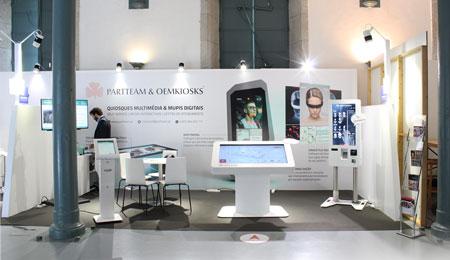 PARTTEAM & OEMKIOSKS  Presente na Iberia Retail Show