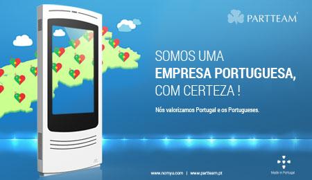 "PARTTEAM adere ao movimento ""Vá Lá, Portugal Merece !"""