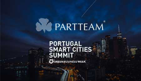 PARTTEAM marca presença no evento Portugal Smart Cities Summit