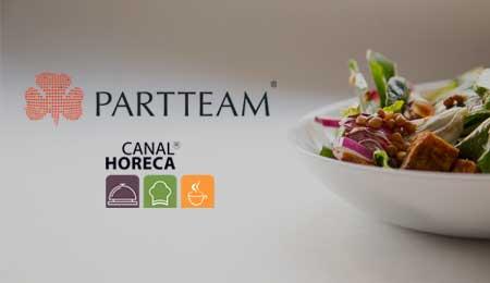 PARTTEAM & OEMKIOSKS marks presence at Canal Horeca Event