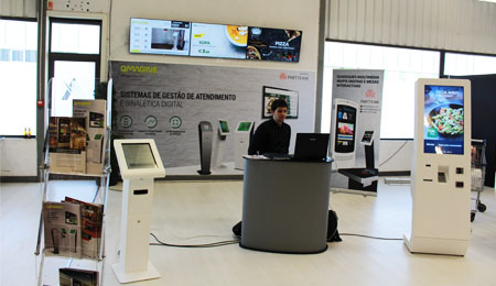PARTTEAM & OEMKIOSKS at Canal Horeca Event