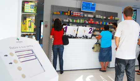 QUEUE MANAGEMENT FOR PENAFIEL PHARMACY