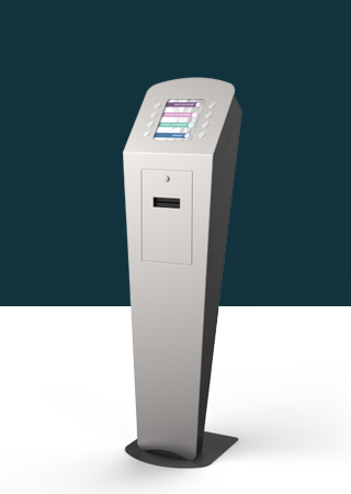 Ticket Dispenser Kiosks 16