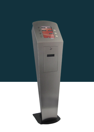 Ticket Dispenser Kiosks 17