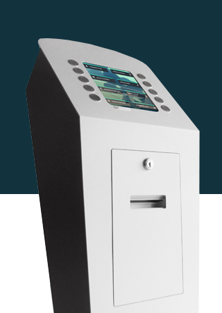 Ticket Dispenser Kiosks 18