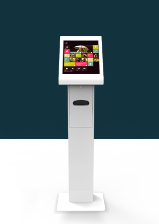 Ticket Dispenser Kiosks 14