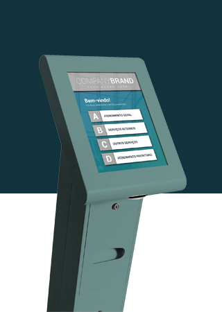 Ticket Dispenser Kiosks 15