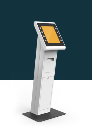 Ticket Dispenser Kiosks 2