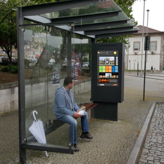 river bus stop