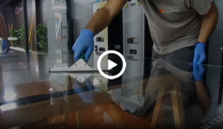 SHOWREEL ABOUT ASSEMBLING AND PACKAGING OF MULTIMEDIA KIOSKS