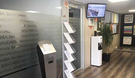 Queue Management System For Estores Bandarra
