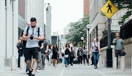 O mundo está cada vez mais urbanizado