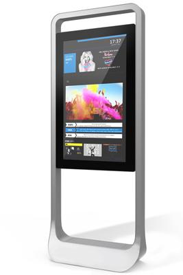 QMAGINE - Digital Signage kiosk Myra