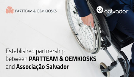 PARTTEAM & OEMKIOSKS Establishes Partnership with Associação Salvador