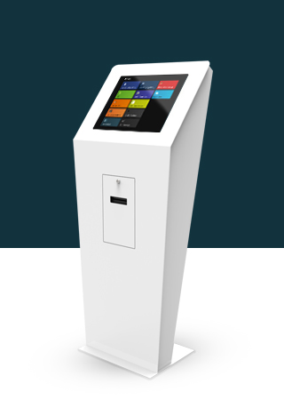 Ticket Dispenser Kiosks 10
