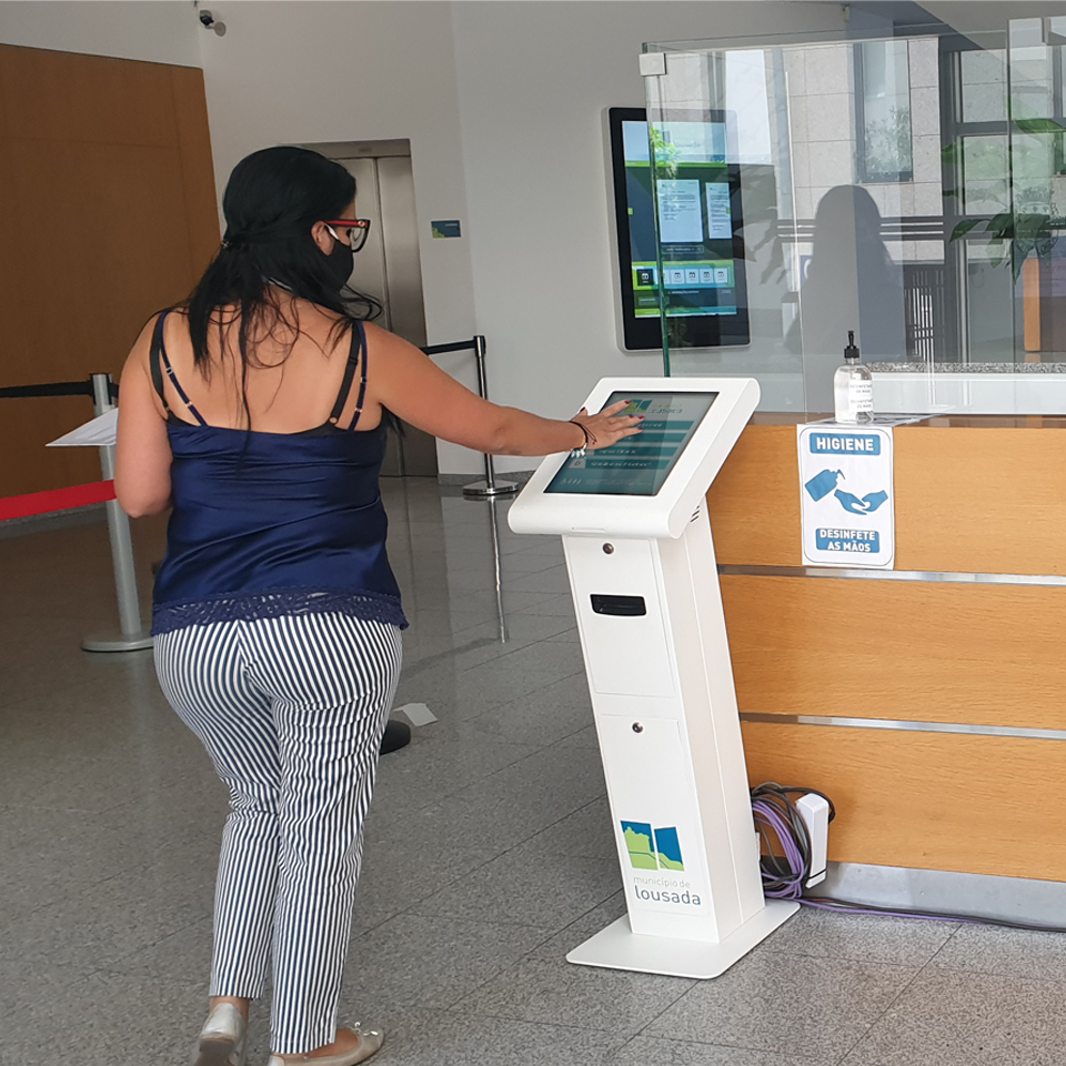 Municipality of Lousada invests on PARTTEAM & OEMKIOSKS interactive kiosks