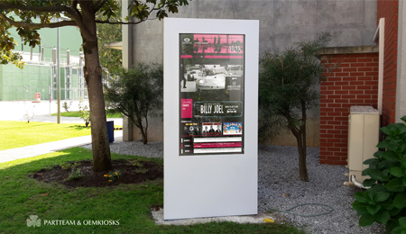 Turbogás optimizes workplace with PARTTEAM & OEMKIOSKS digital solutions