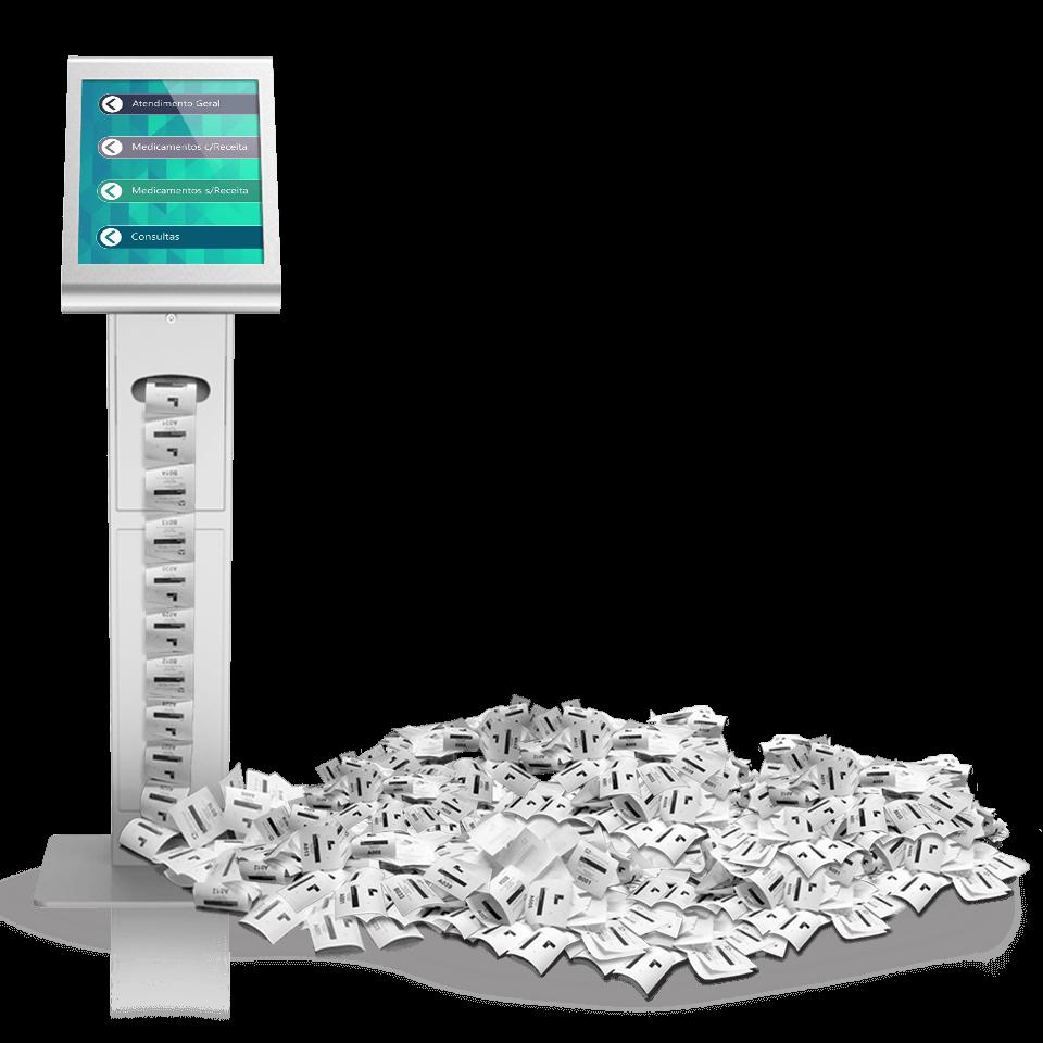 QMAGINE - Queue Management - Custom Tickets