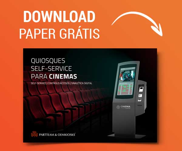 Cine-Teatro Paraíso de Tomar dinamiza espaço com soluções de sinalética digital 1