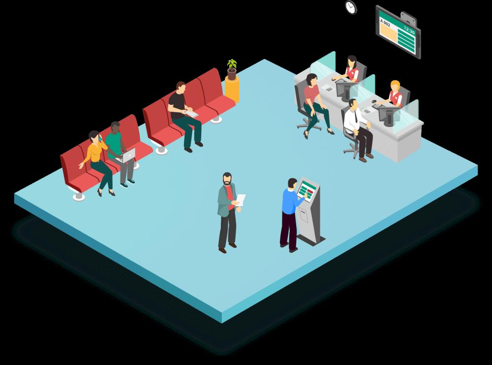 QMAGINE | Gestão de filas de espera & Sinalética Digital