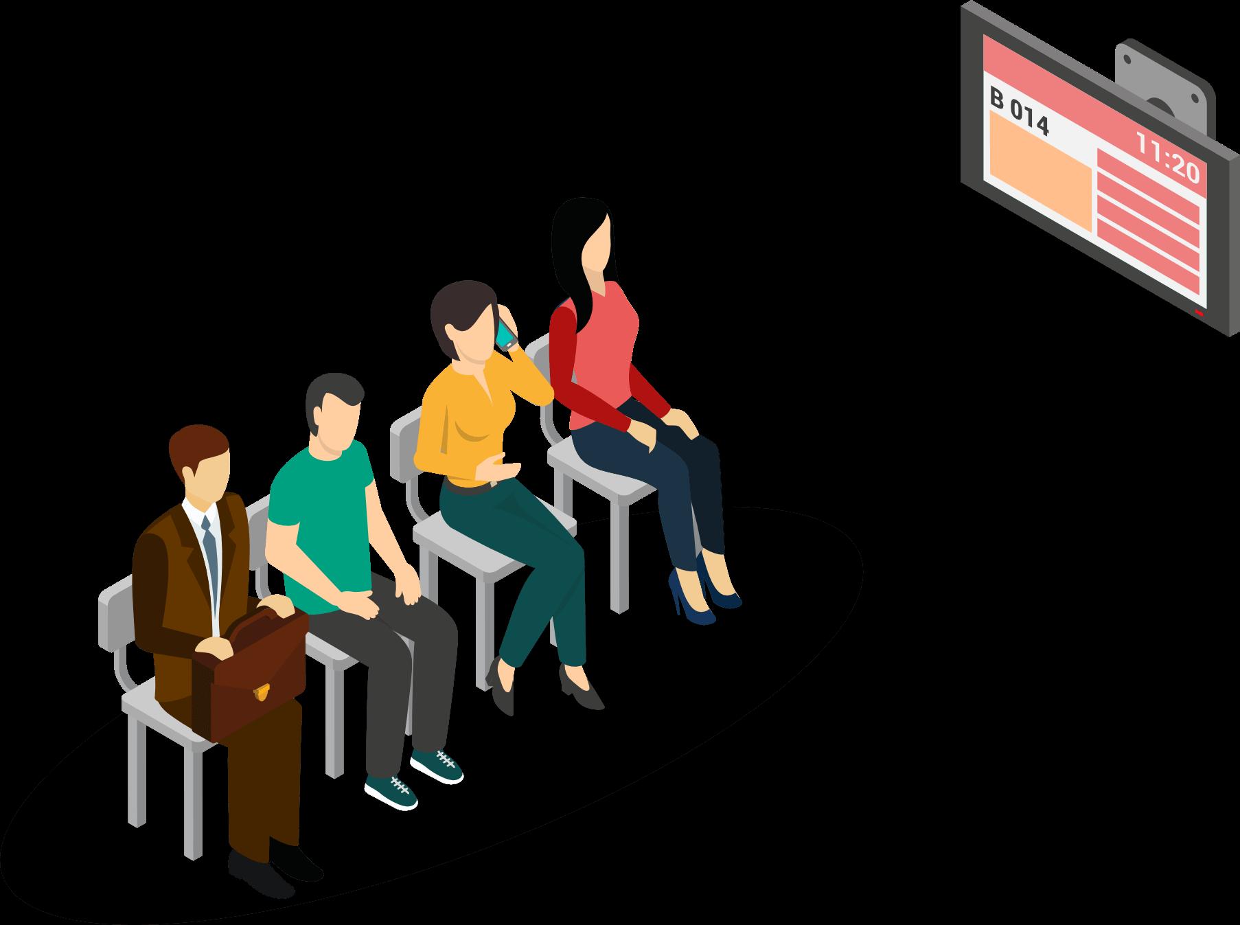 Waiting lines and queue managament