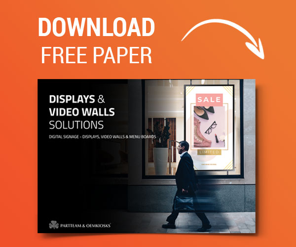 Displays and Video Walls