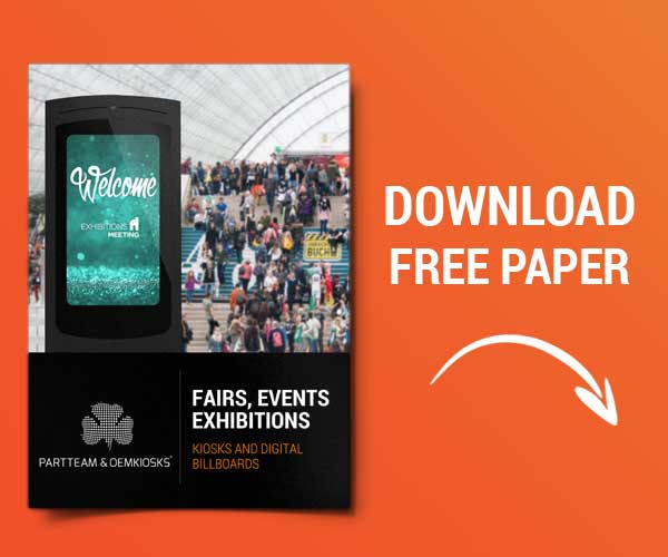 Fairs, Events, Exhibitions