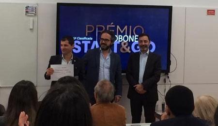 PARTTEAM & OEMKIOSKS VENCEDORA DO PRÉMIO INTERNACIONALIZAÇÃO START & GO