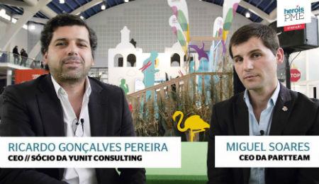 WEBCAST HERÓIS PME: MIGUEL SOARES – CEO PARTTEAM