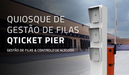 QTICKET PIER - GESTÃO DE FILAS E CONTROLO DE ACESSOS A VEÍCULOS DE TRANSPORTE